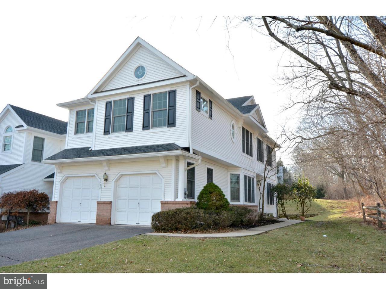 Casa unifamiliar adosada (Townhouse) por un Venta en 158 NEIL Court Princeton, Nueva Jersey 08540 Estados UnidosEn/Alrededor: Princeton