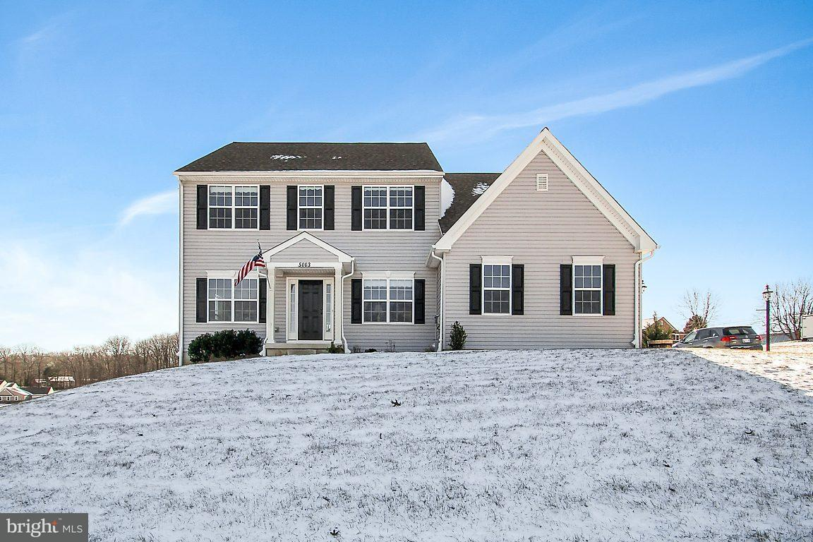 Casa Unifamiliar por un Venta en 5003 Heaps Road 5003 Heaps Road Pylesville, Maryland 21132 Estados Unidos