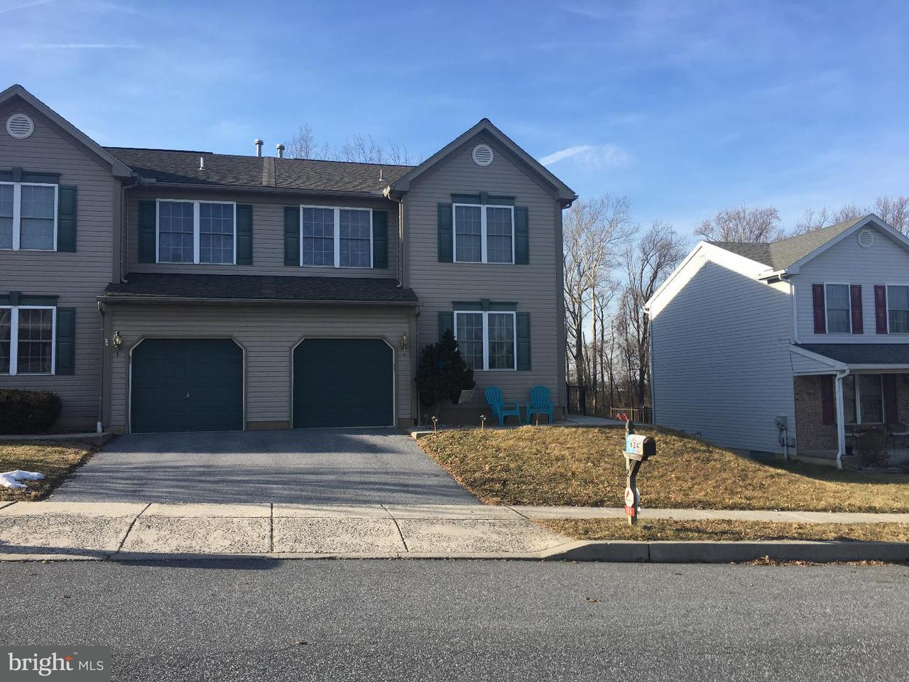 Casa unifamiliar adosada (Townhouse) por un Venta en 624 FREDERICK Street Reading, Pennsylvania 19608 Estados Unidos
