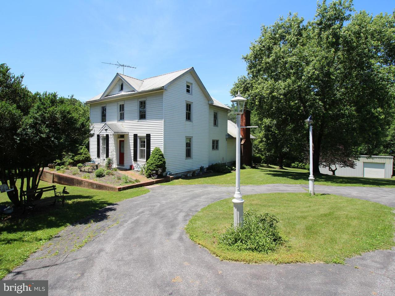 Farm for Sale at 22000 Clarksburg Road 22000 Clarksburg Road Boyds, Maryland 20841 United States