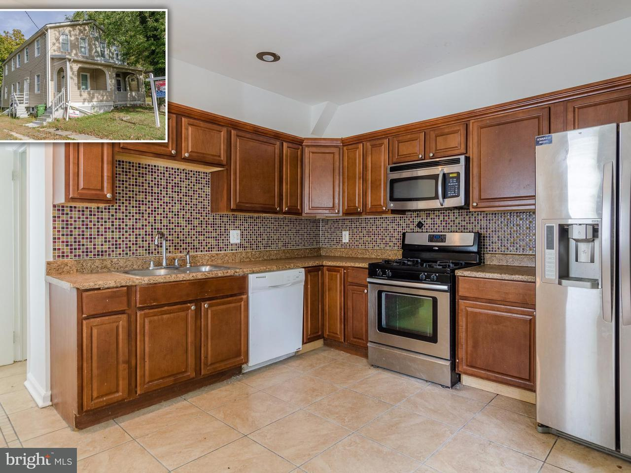 Single Family for Sale at 3302 Rosekemp Ave Baltimore, Maryland 21214 United States