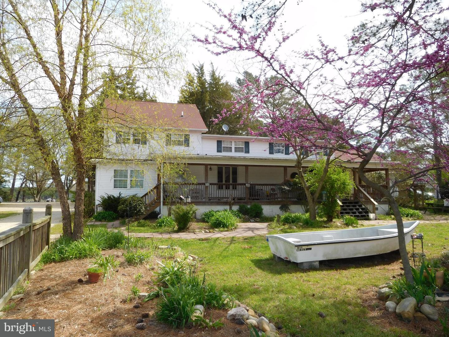 Single Family for Sale at 17846 Clarke Rd Tall Timbers, Maryland 20690 United States