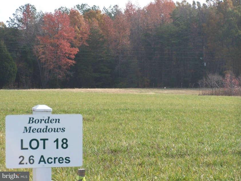 Land for Sale at 18 Georgia Cir Bumpass, Virginia 23024 United States