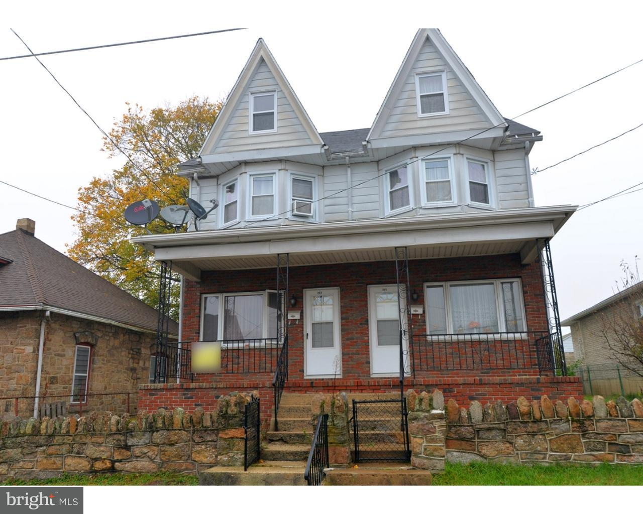 Casa Unifamiliar por un Venta en 303 S NICE Street Frackville, Pennsylvania 17931 Estados Unidos