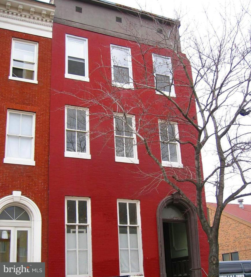 Condominium for Rent at 1712 Madison Ave Baltimore, Maryland 21217 United States