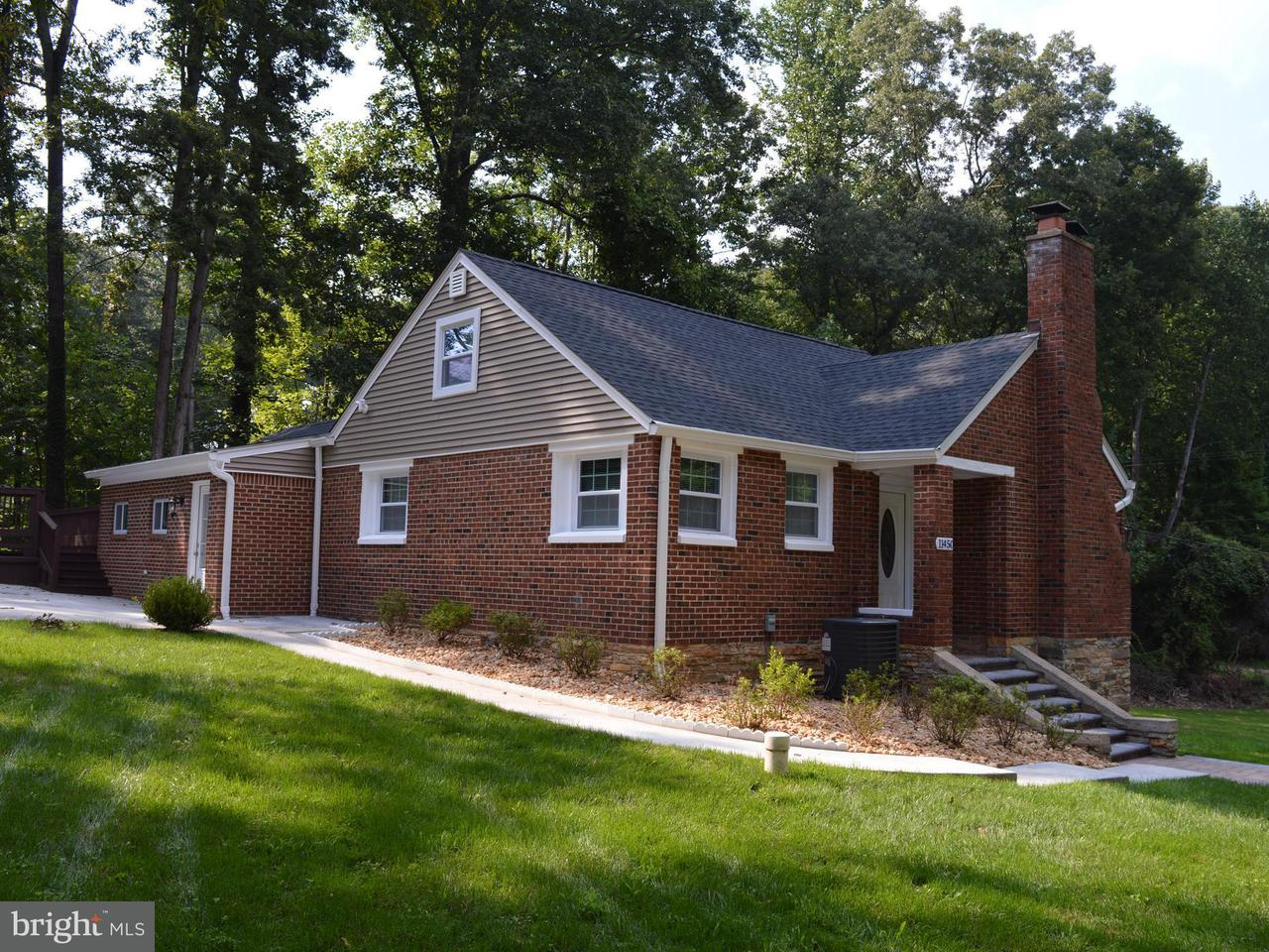 Photo of home for sale at 11450 Waterview Drive, Manassas VA