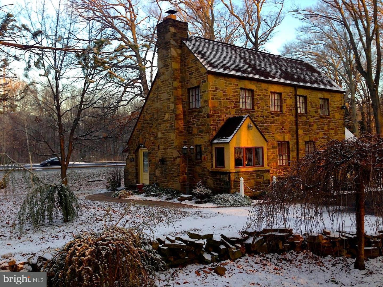 Enfamiljshus för Försäljning vid 112 CAPITOL Trail Newark, Delaware 19711 Usa