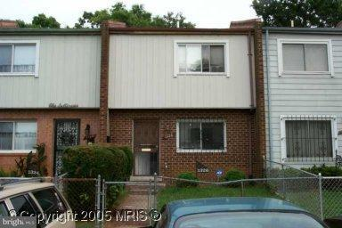 Single Family for Sale at 1326 Barnaby Ter SE Washington, District Of Columbia 20032 United States