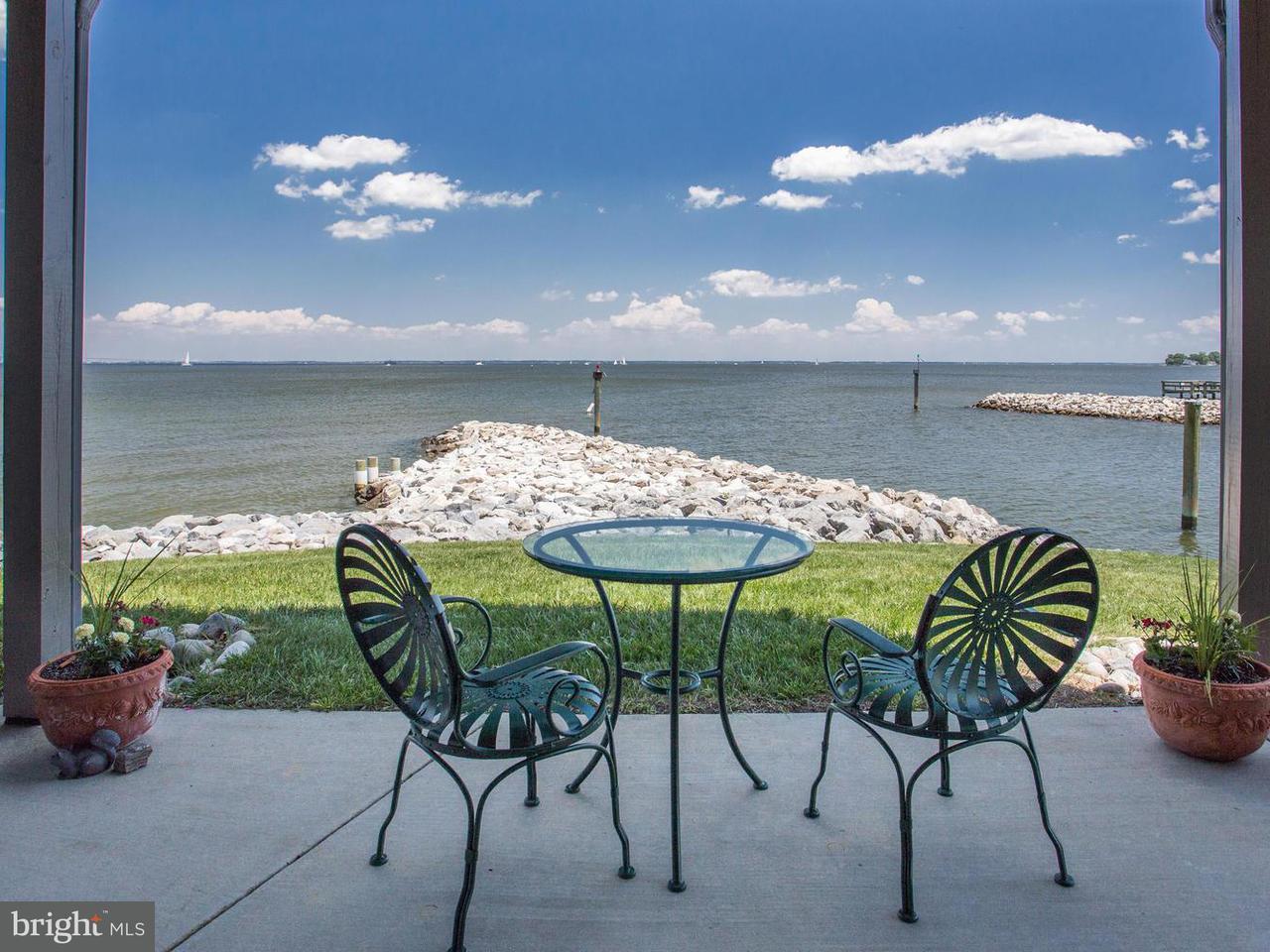 Condominium for Sale at 2026 Quay Village Ct #T-1 2026 Quay Village Ct #T-1 Annapolis, Maryland 21403 United States