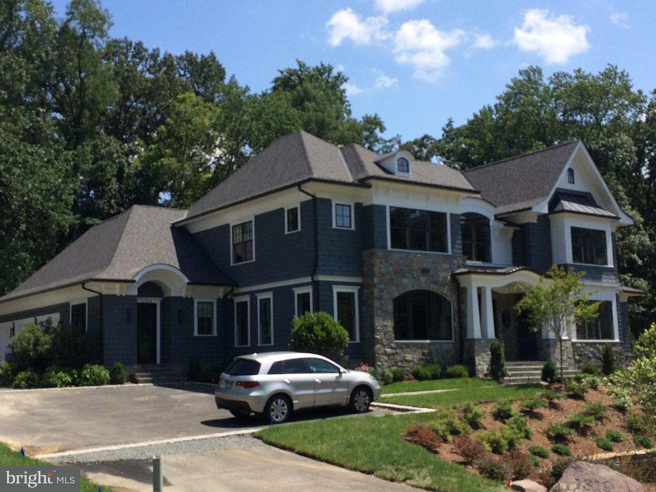 Single Family Home for Sale at 1319 Rockland Ter 1319 Rockland Ter McLean, Virginia 22101 United States