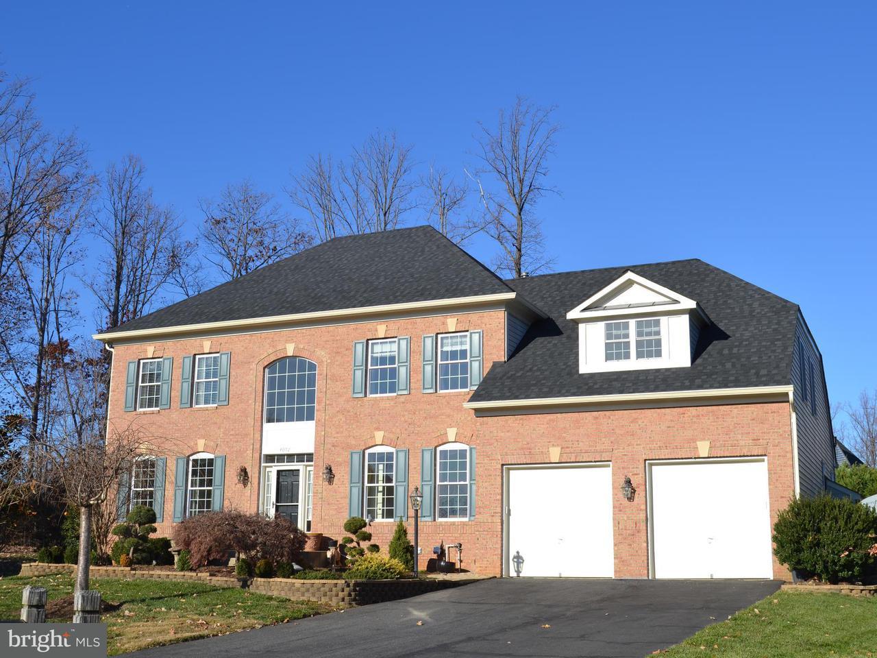 Casa Unifamiliar por un Venta en 4072 Sapling Way 4072 Sapling Way Triangle, Virginia 22172 Estados Unidos