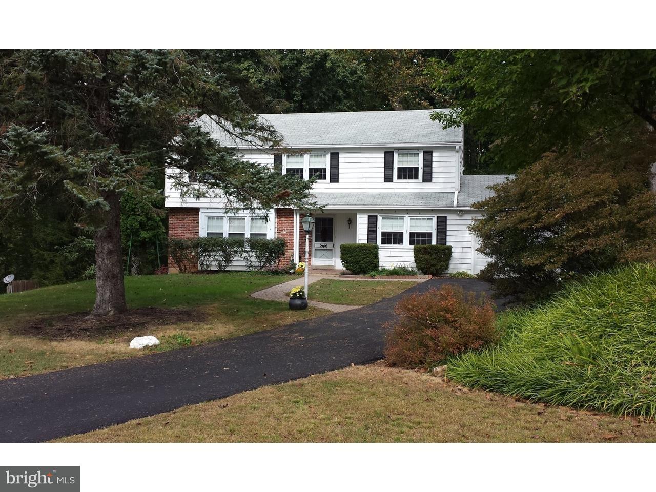 Maison unifamiliale pour l à louer à 441 HILLENDALE Road Media, Pennsylvanie 19063 États-Unis