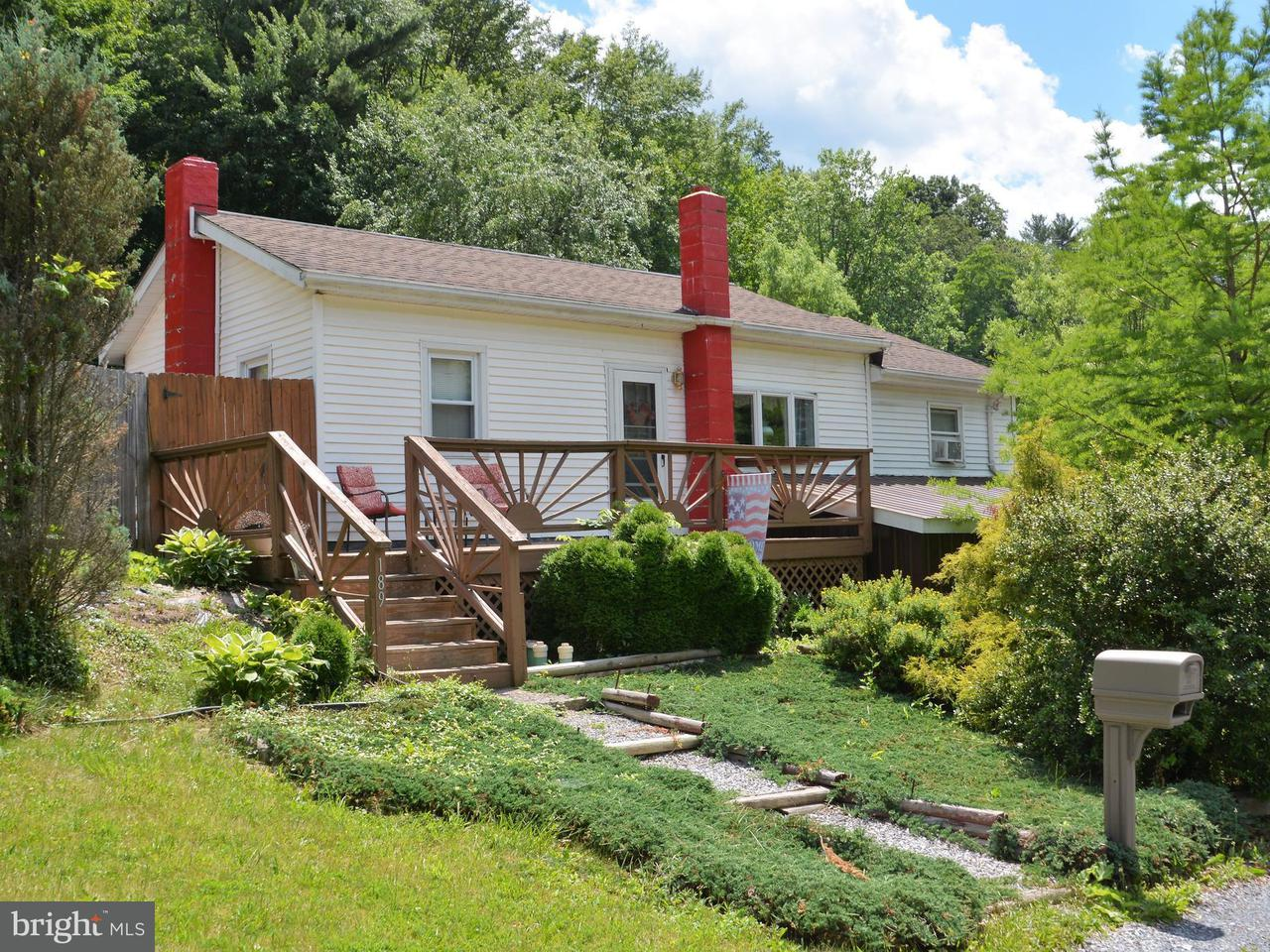 Single Family for Sale at 189 Hitchens Rd Six Mile Run, Pennsylvania 16679 United States