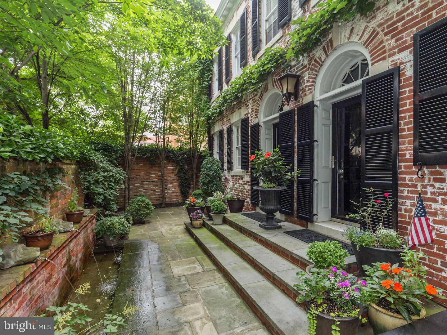 Single Family for Sale at 2915 O St NW Washington, District Of Columbia 20007 United States