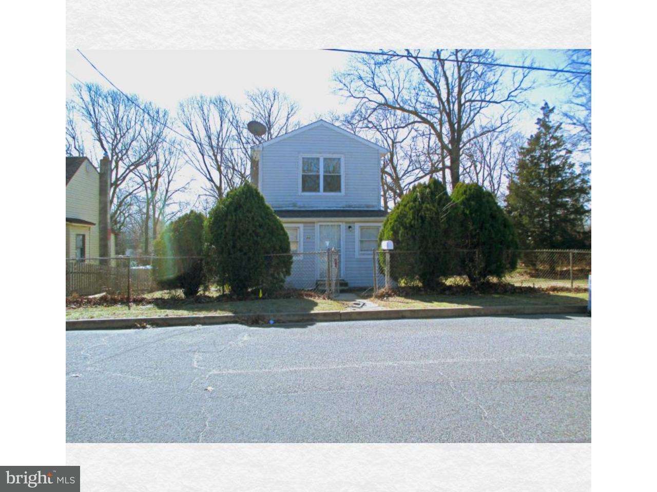 Частный односемейный дом для того Аренда на 44 E 4TH Avenue Pine Hill, Нью-Джерси 08021 Соединенные Штаты