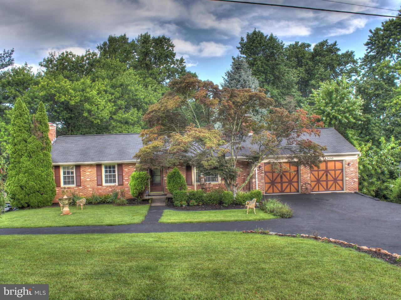 Casa Unifamiliar por un Venta en 24300 Ridge Road 24300 Ridge Road Damascus, Maryland 20872 Estados Unidos