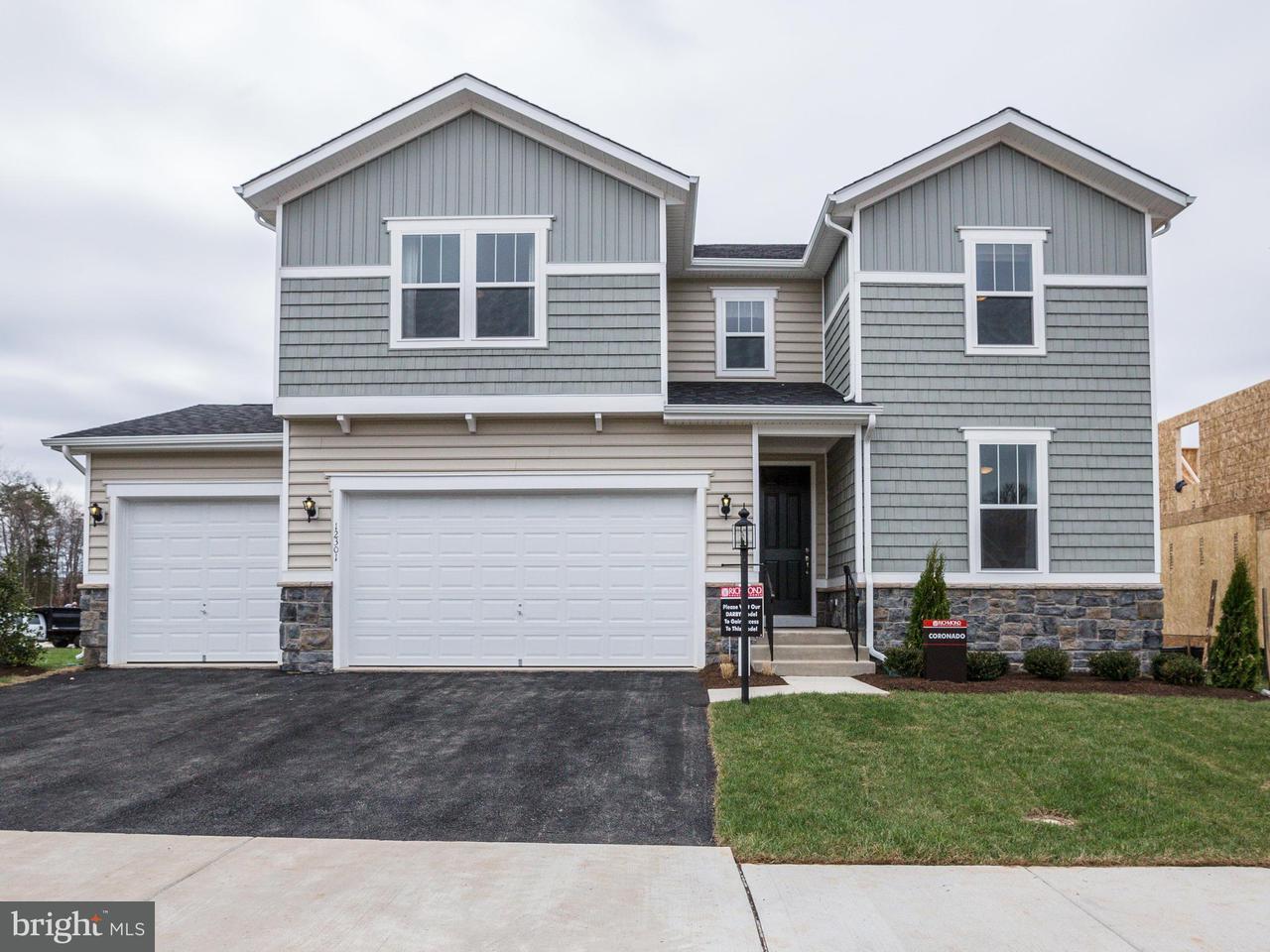 Частный односемейный дом для того Продажа на 12301 Saint Helena Ter 12301 Saint Helena Ter Bristow, Виргиния 20136 Соединенные Штаты