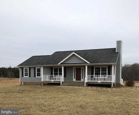 Single Family for Sale at 9266 Black Walnut Run Rd Rhoadesville, Virginia 22542 United States