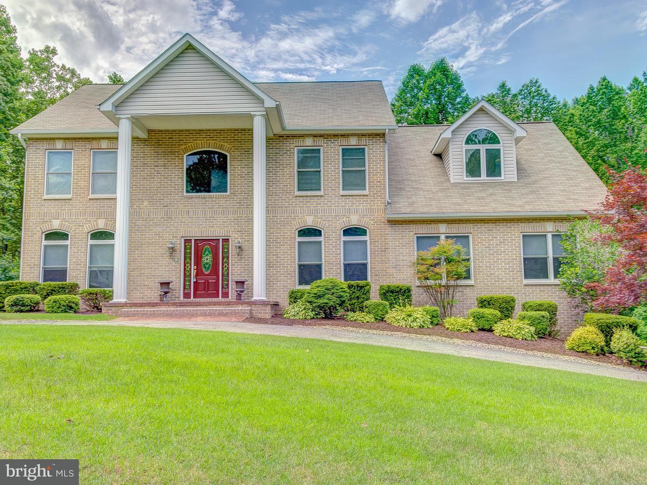 Maison unifamiliale pour l Vente à 6402 Woodside View Drive 6402 Woodside View Drive Dunkirk, Maryland 20754 États-Unis