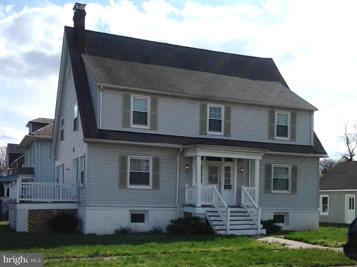 Single Family for Sale at 3412 Callaway Ave Baltimore, Maryland 21215 United States