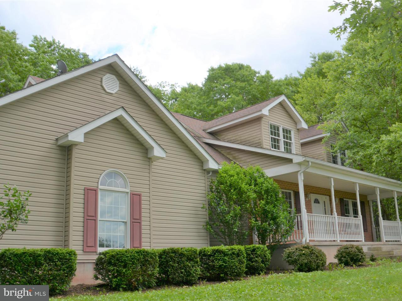 Single Family for Sale at 4540 Old 126 Warfordsburg, Pennsylvania 17267 United States