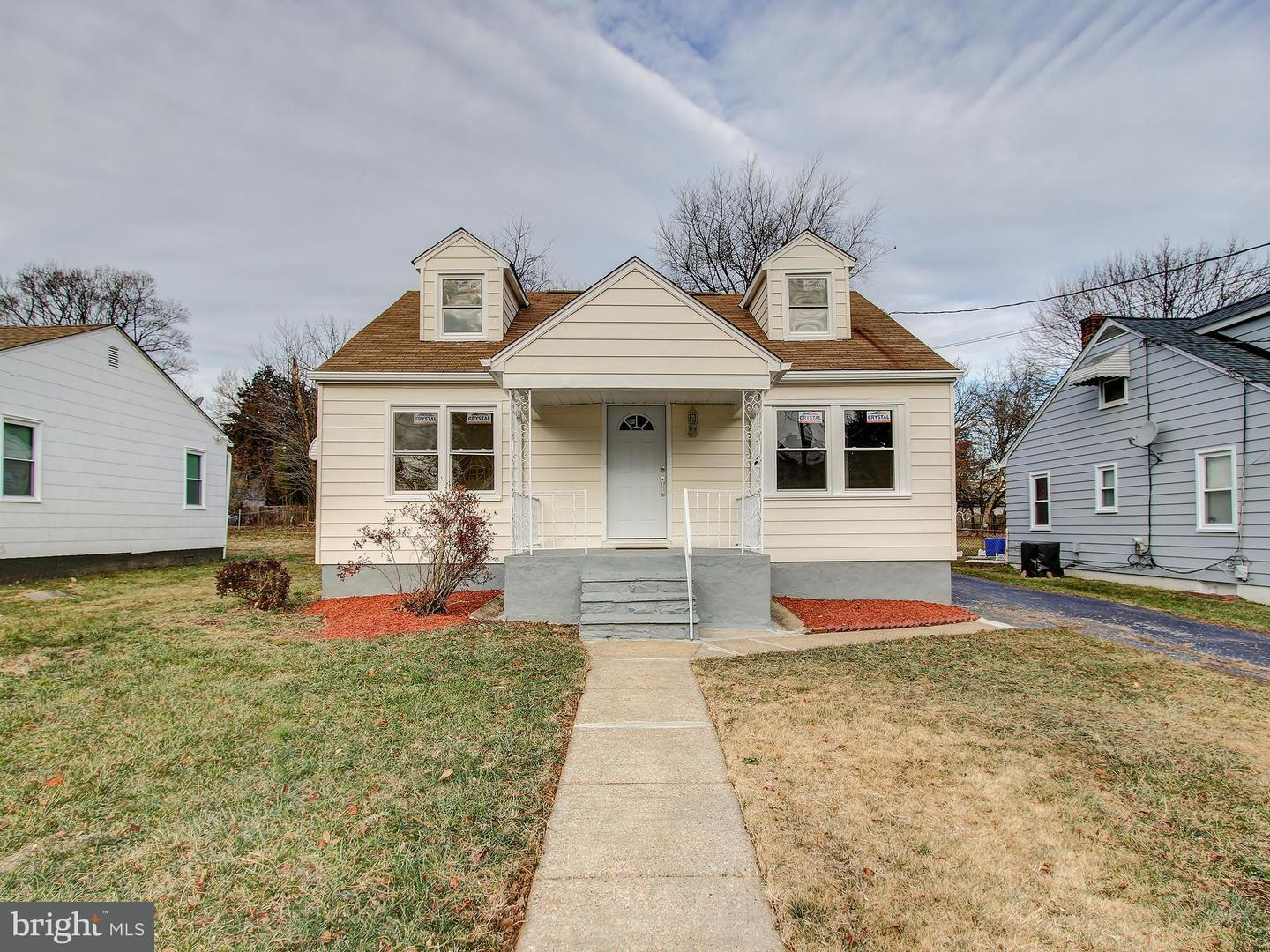 Single Family for Sale at 3620 Rockdale Ter Windsor Mill, Maryland 21244 United States