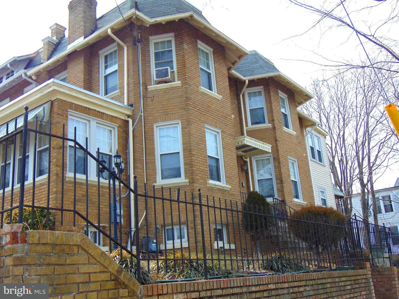 Single Family for Sale at 700 Gallatin St NW Washington, District Of Columbia 20011 United States
