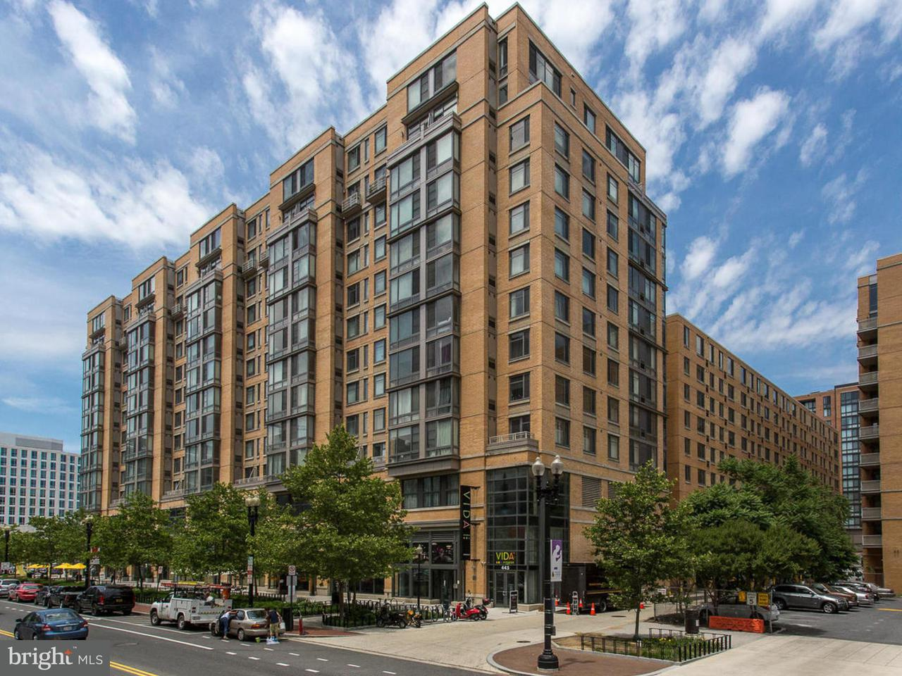 Condominium for Rent at 475 K St NW #612 Washington, District Of Columbia 20001 United States