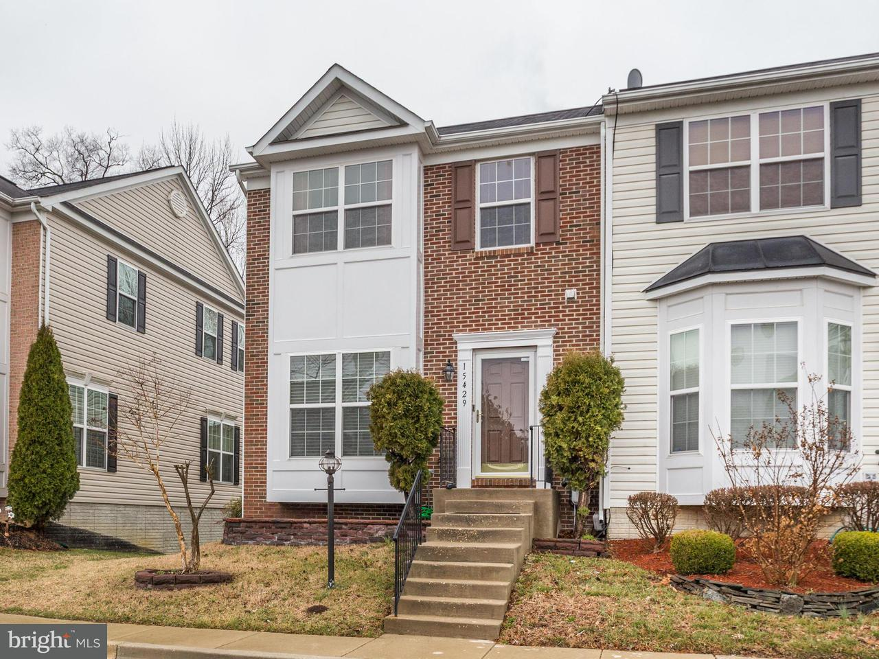 Other Residential for Rent at 15429 Kennett Square Way Brandywine, Maryland 20613 United States