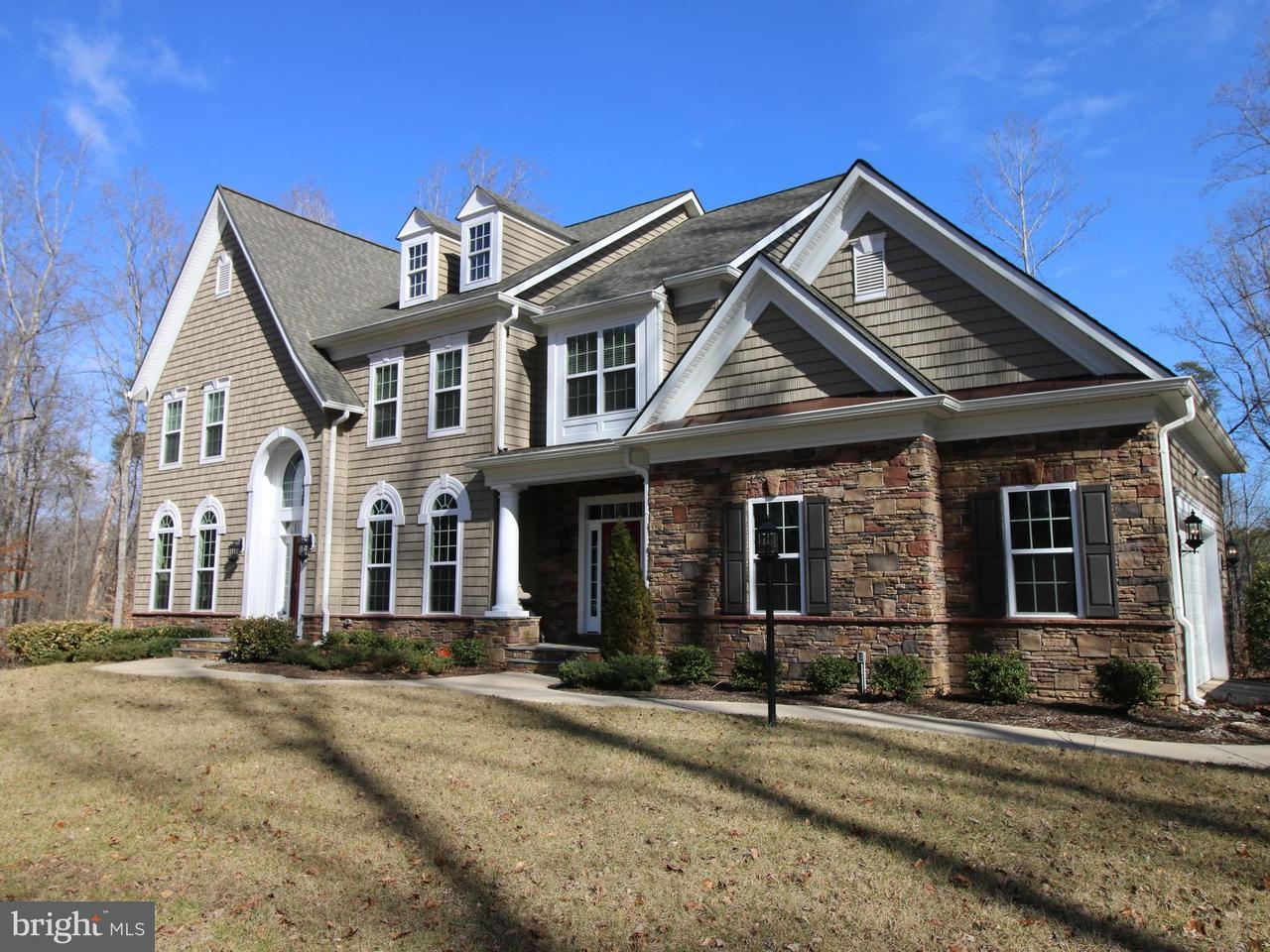 Casa Unifamiliar por un Venta en 235 Twinleaf Drive 235 Twinleaf Drive Stafford, Virginia 22556 Estados Unidos
