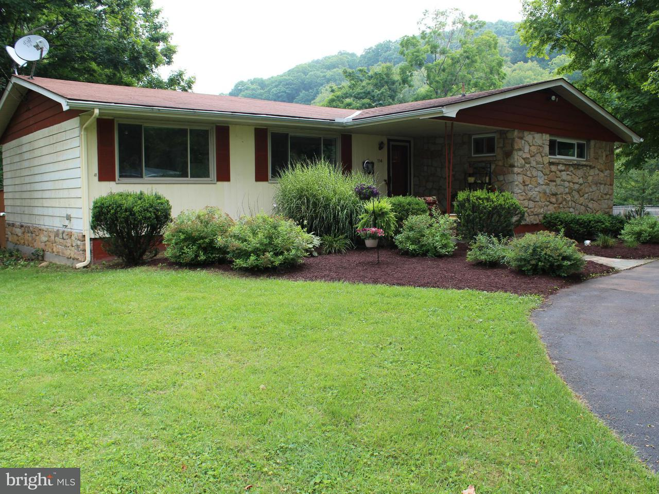 Single Family for Sale at 114 Mary Ct Lavale, Maryland 21502 United States