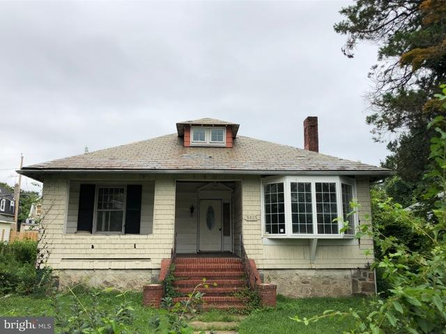 Single Family for Sale at 3602 Forest Park Ave W Baltimore, Maryland 21216 United States