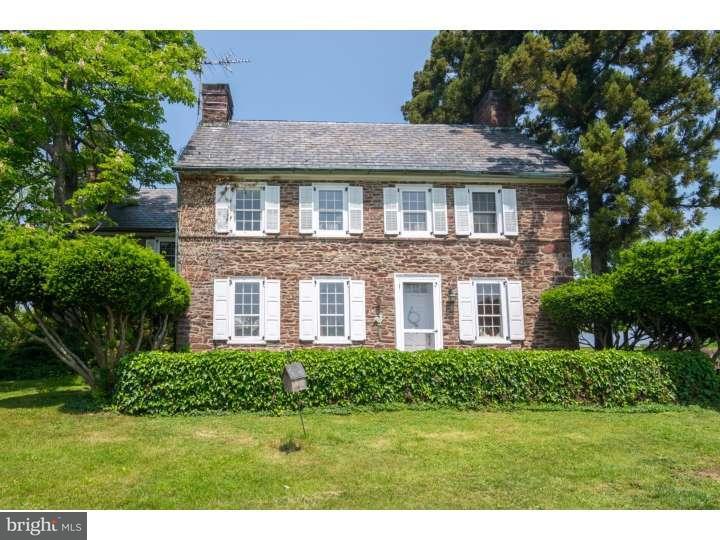 Casa Unifamiliar por un Venta en 3460 BEDMINSTER Road Ottsville, Pennsylvania 18942 Estados Unidos