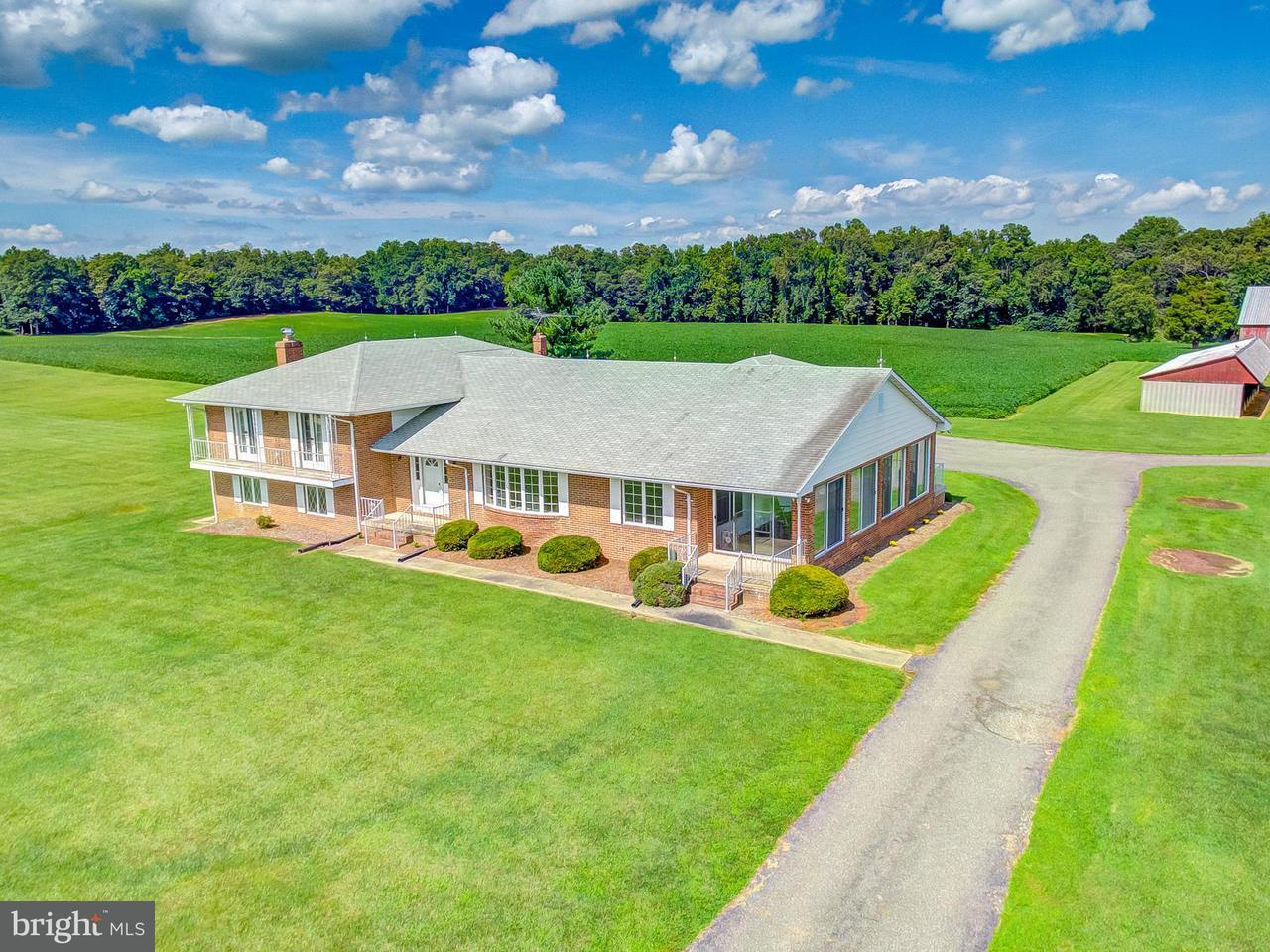 Farm for Sale at 24710 Budds Creek Road 24710 Budds Creek Road Clements, Maryland 20624 United States