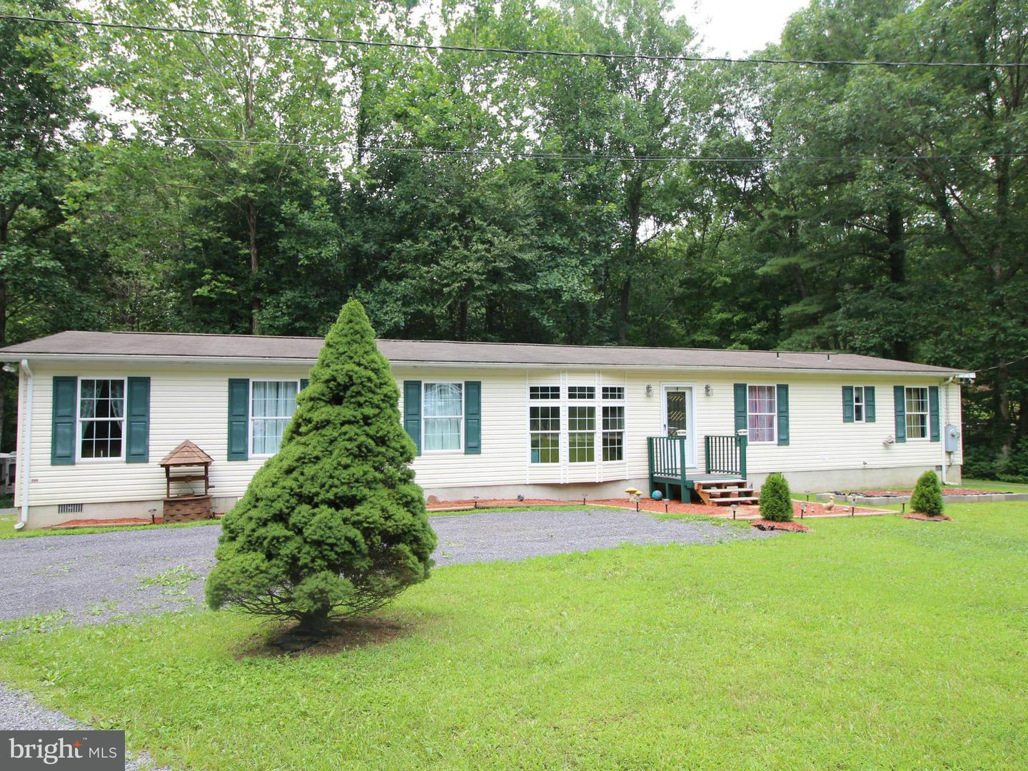 Single Family for Sale at 21288 Sr 55 Wardensville, West Virginia 26851 United States