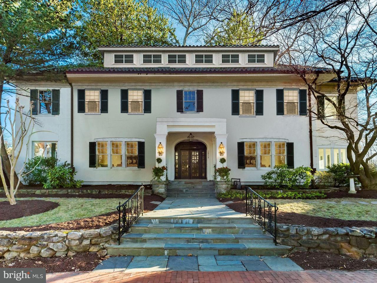 一戸建て のために 売買 アット 3512 Lowell St Nw 3512 Lowell St Nw Washington, コロンビア特別区 20016 アメリカ合衆国