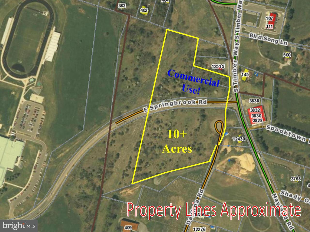 Land for Sale at 0 East Springbrook Rd Broadway, Virginia 22815 United States