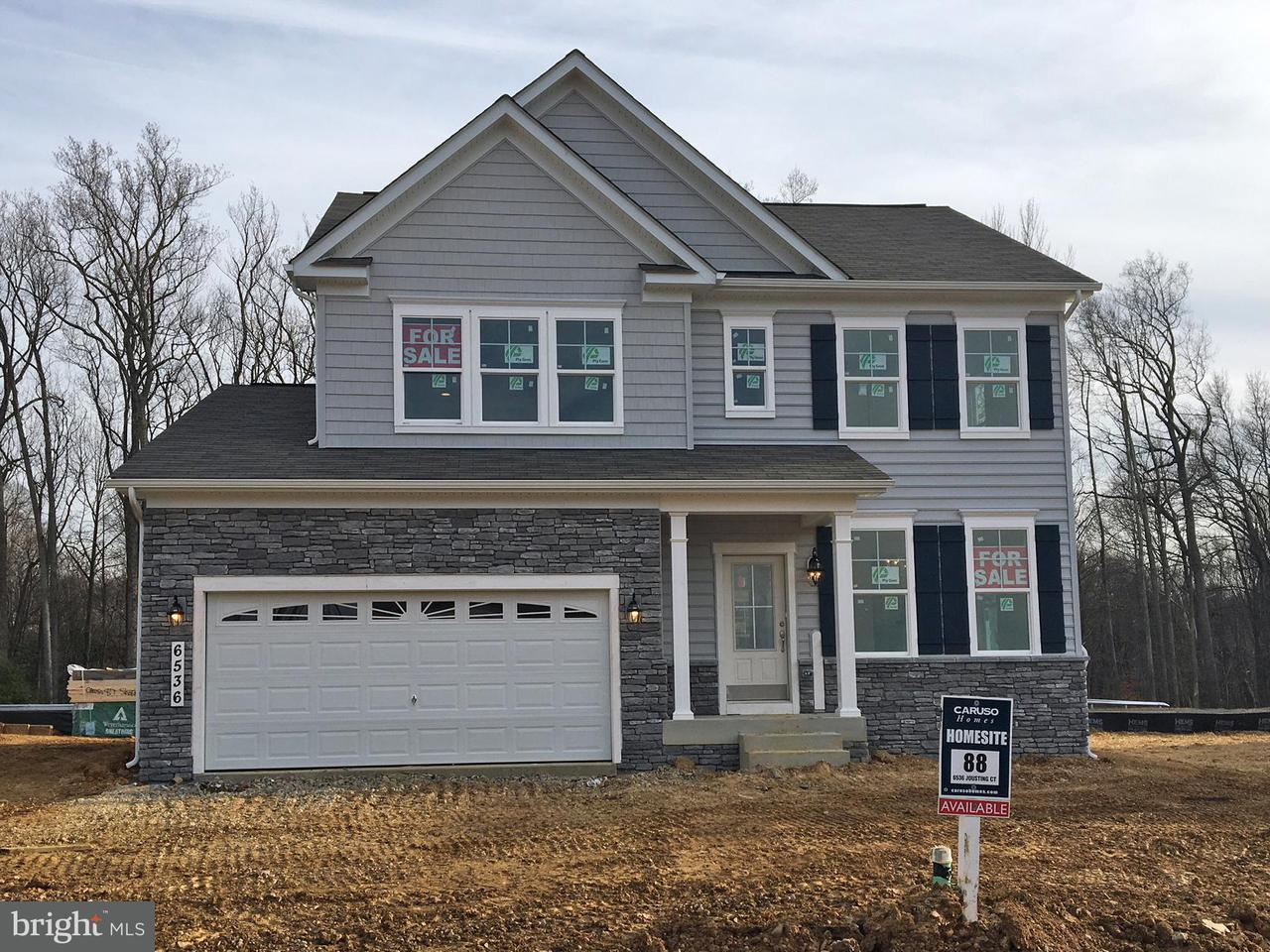 Single Family Home for Sale at 6536 Jousting Court 6536 Jousting Court Indian Head, Maryland 20640 United States