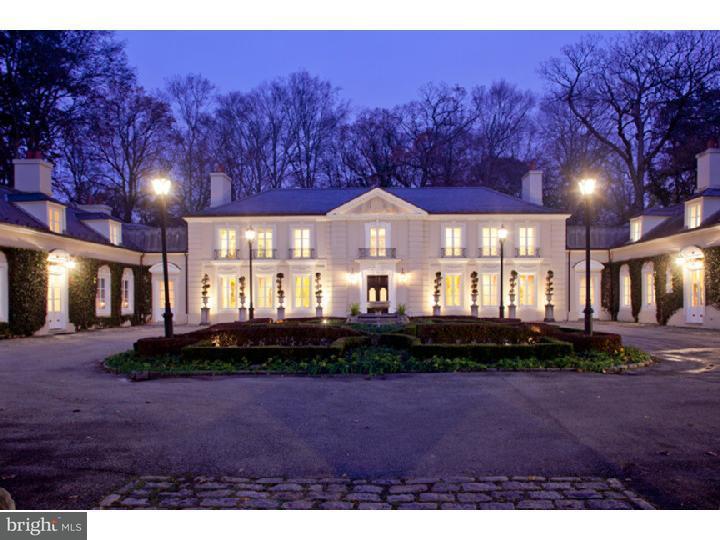 Частный односемейный дом для того Продажа на 1131 GREEN VALLEY Road Bryn Mawr, Пенсильвания 19010 Соединенные Штаты