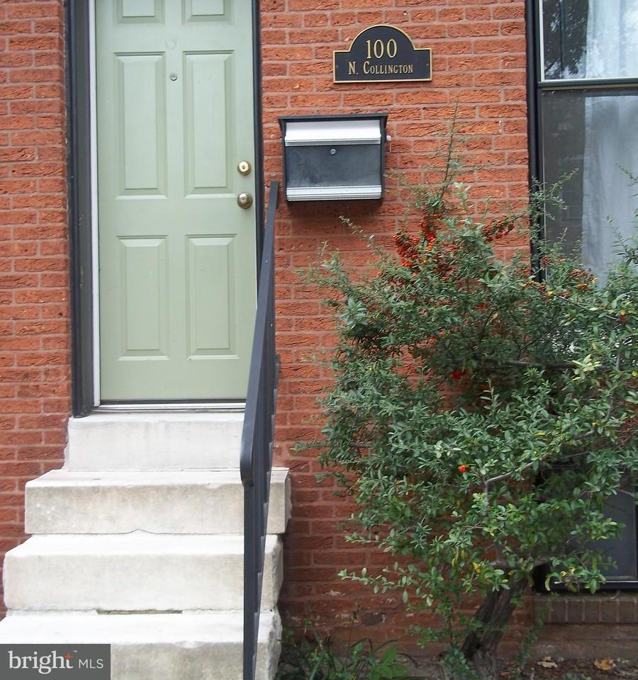 Other Residential for Rent at 100 Collington Ave Baltimore, Maryland 21231 United States