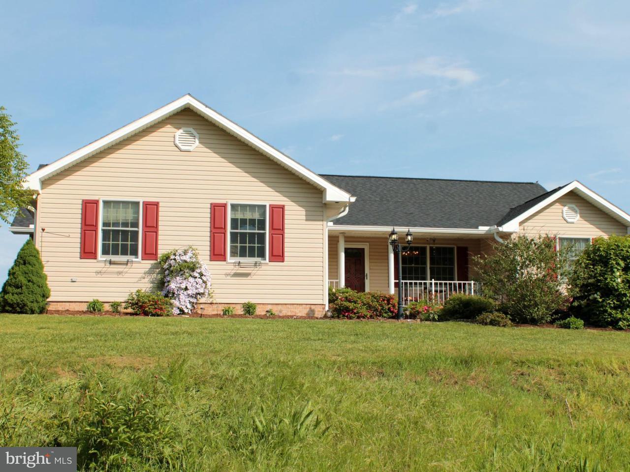 Maison unifamiliale pour l Vente à 14905 Buck Resort Lane 14905 Buck Resort Lane Hancock, Maryland 21750 États-Unis
