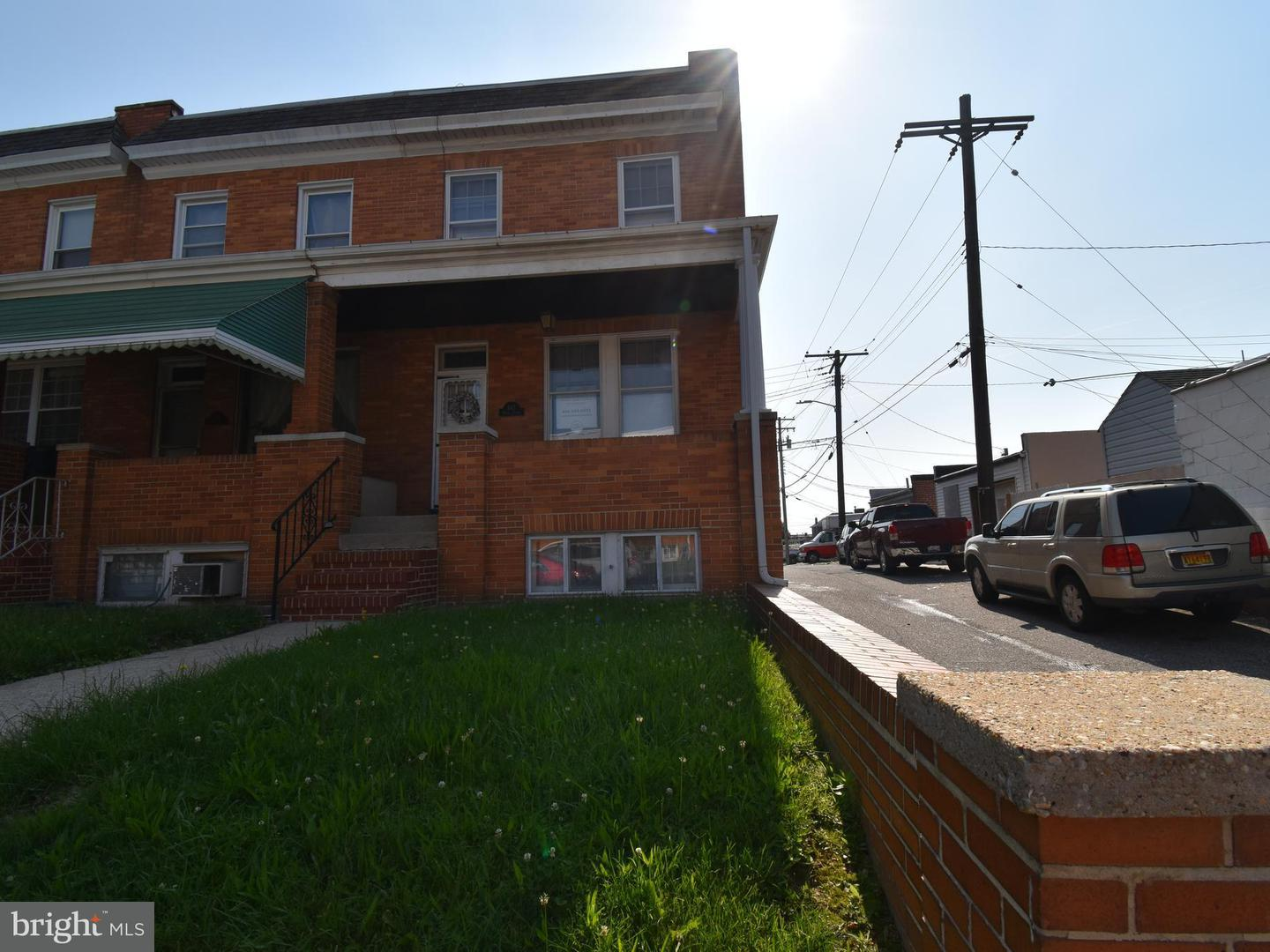 Other Residential for Rent at 443 Elrino St Baltimore, Maryland 21224 United States