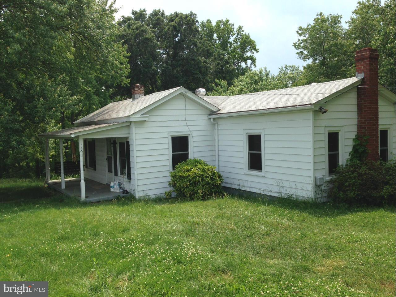 Other Residential for Rent at 119 Martinsburg Ave Gordonsville, Virginia 22942 United States