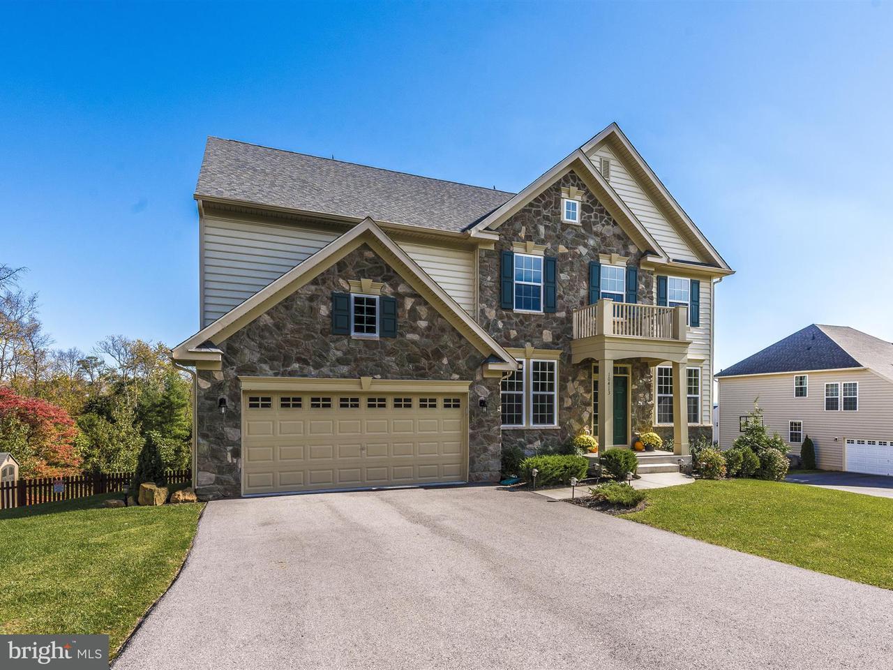 独户住宅 为 销售 在 10413 Easterday Road 10413 Easterday Road Myersville, 马里兰州 21773 美国
