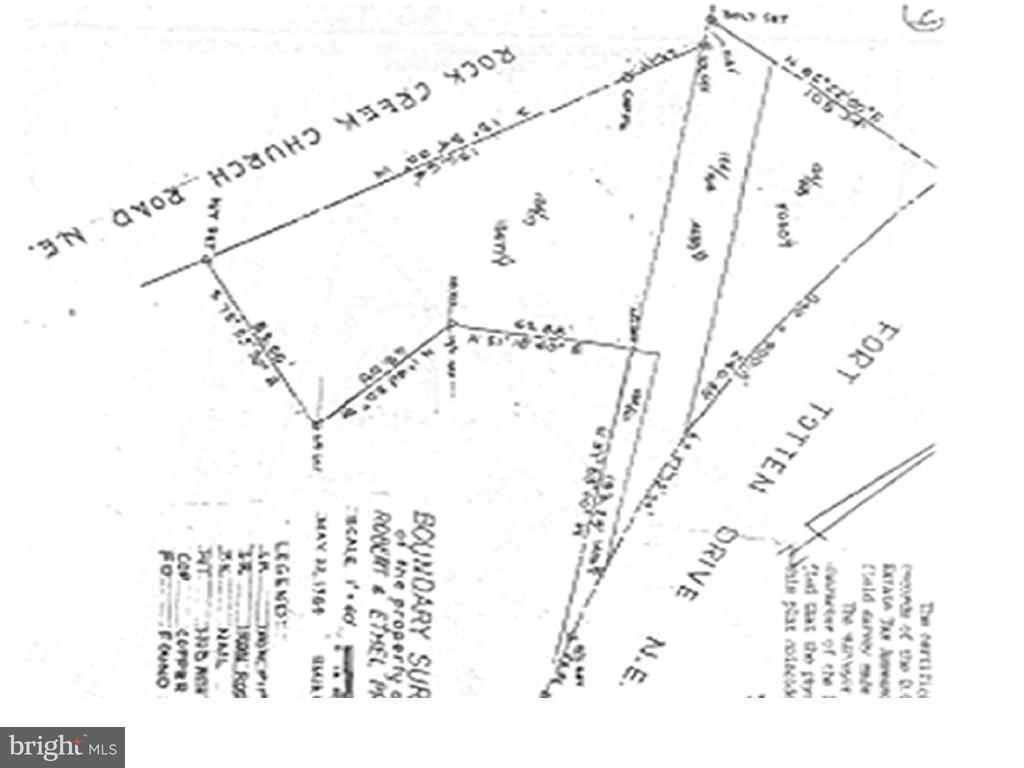 Land for Sale at 5016 Rock Creek Church Rd NE Washington, District Of Columbia 20011 United States