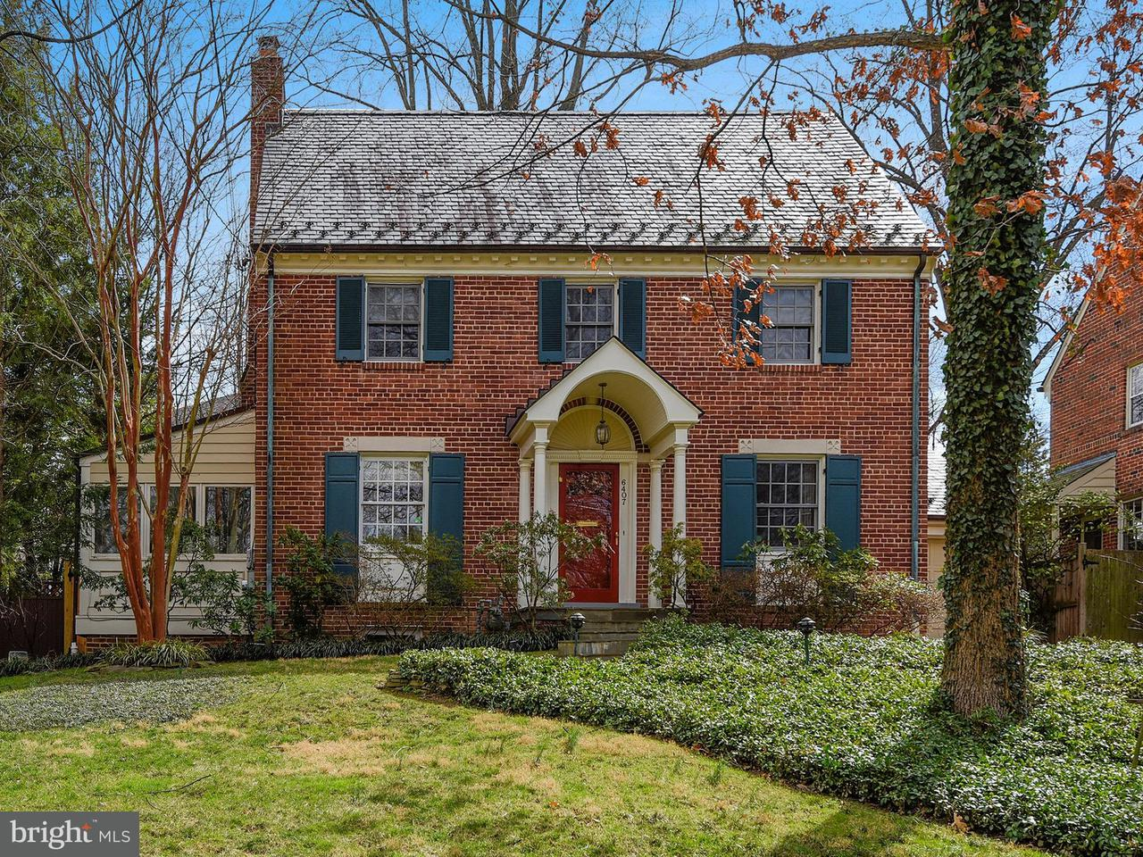 Single Family for Sale at 6407 32nd St NW Washington, District Of Columbia 20015 United States