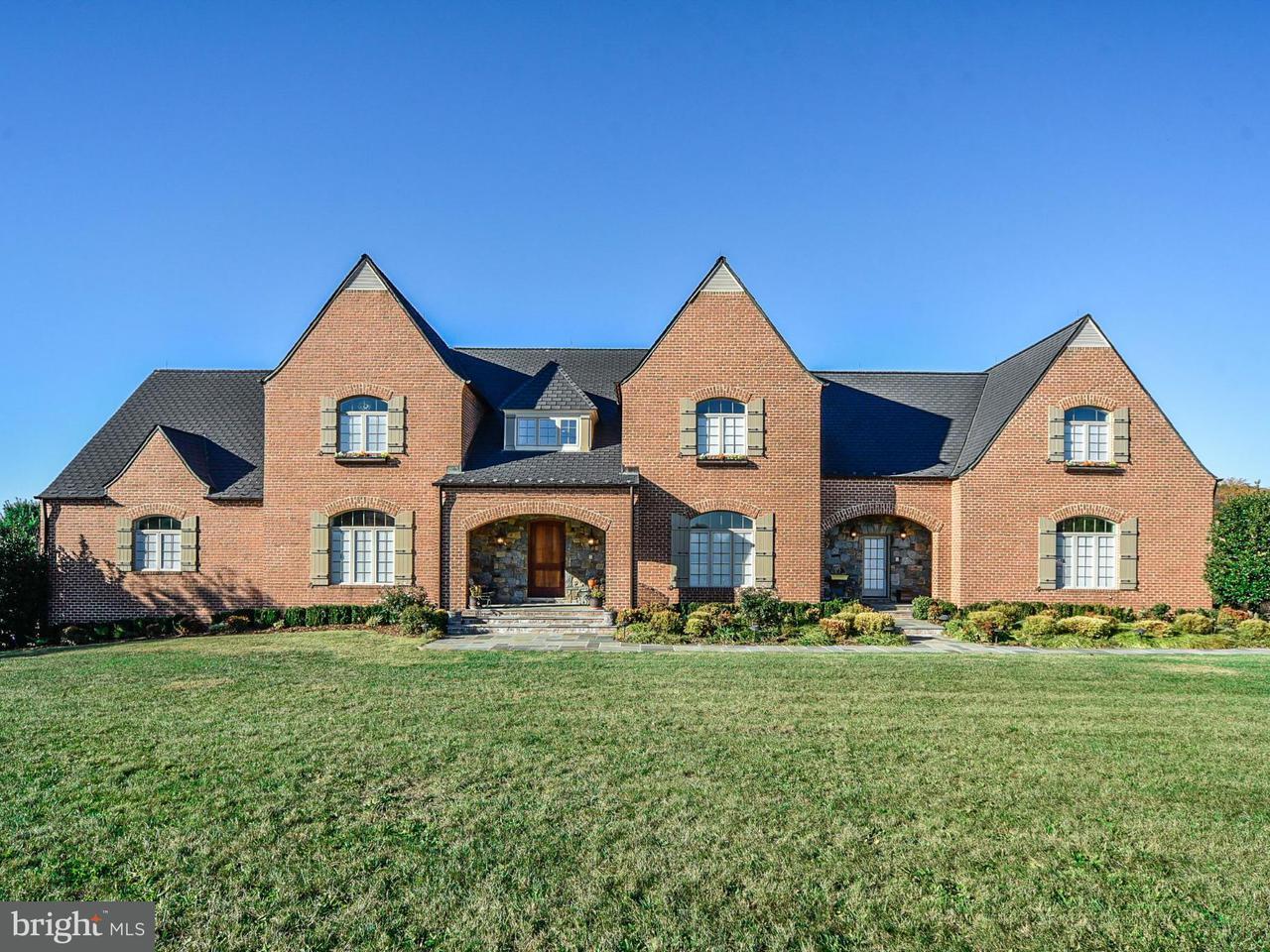 Частный односемейный дом для того Продажа на 16311 Barnesville Road 16311 Barnesville Road Boyds, Мэриленд 20841 Соединенные Штаты