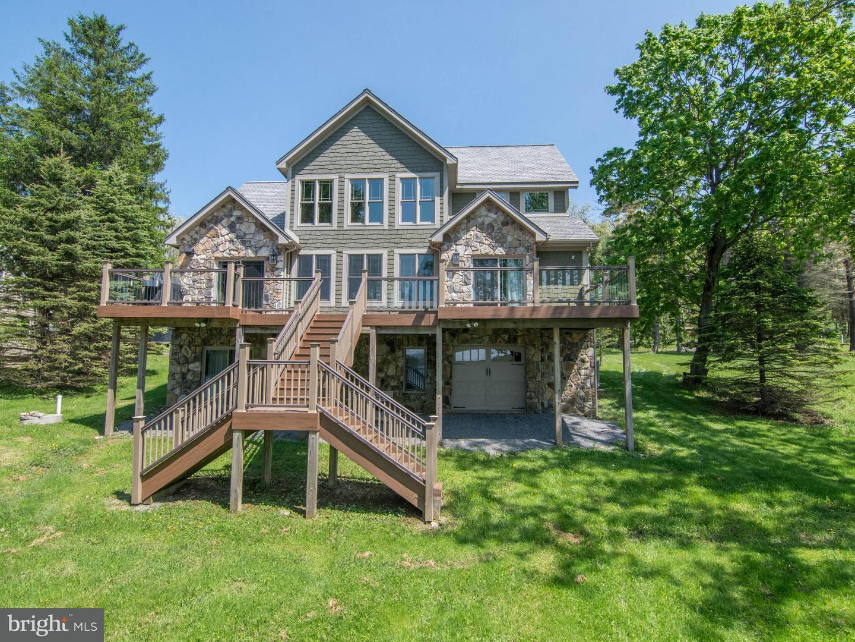 Single Family for Sale at 637 Hazelhurst Rd Swanton, Maryland 21561 United States