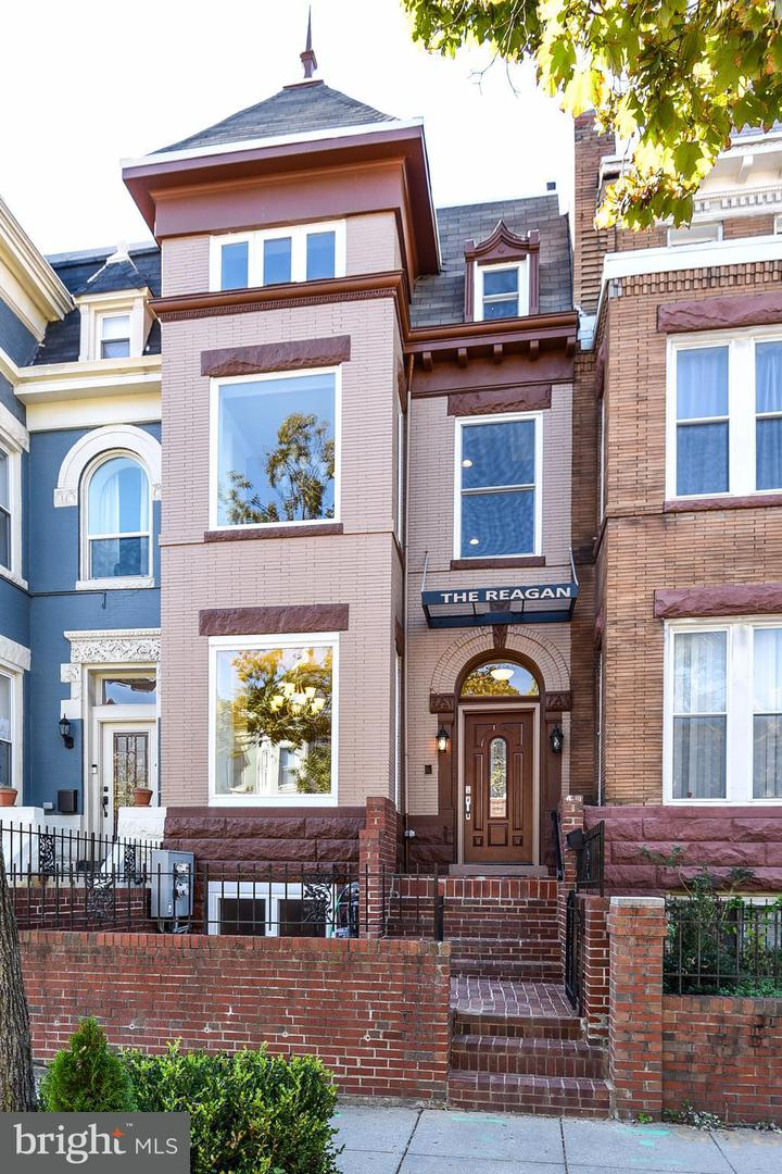 Single Family for Sale at 1926 1st St NW #2 Washington, District Of Columbia 20001 United States