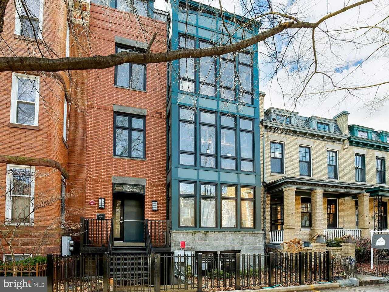 Condominium for Sale at 1410 12th St NW #1 Washington, District Of Columbia 20005 United States